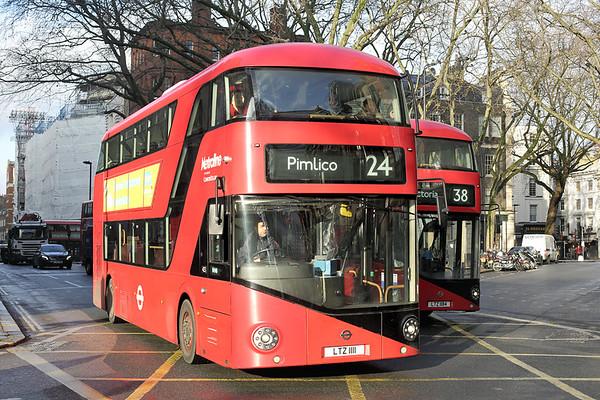 LT111 LTZ1111, Bloomsbury 13/12/2016