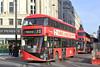 LT498 LTZ1498, Tottenham Court Road 19/1/2017