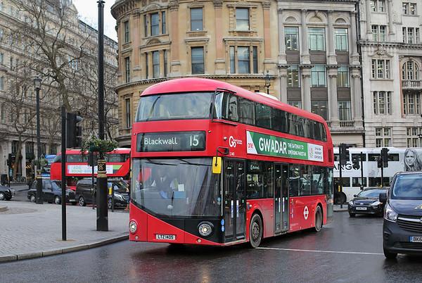 LT405 LTZ1405, Trafalgar Square 6/3/2018