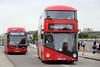 LT889 LTZ1889, Waterloo Bridge 21/8/2017