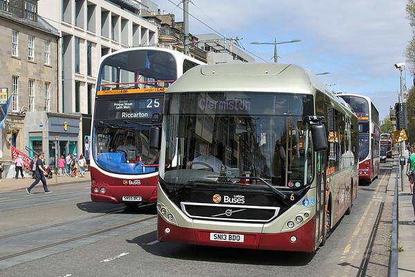 6 SN13BDO, Edinburgh 2/6/2016