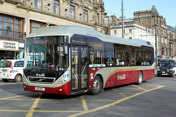 3 SN13BCY, Edinburgh 21/2/2014