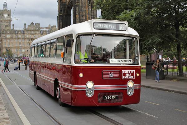 101 YSG101, Edinburgh 24/9/2016
