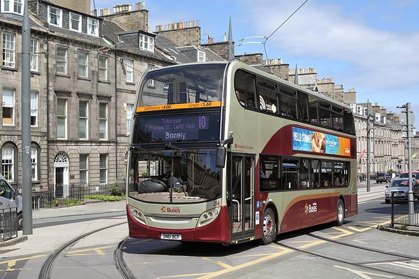 214 SN61BCF, Edinburgh 2/6/2016