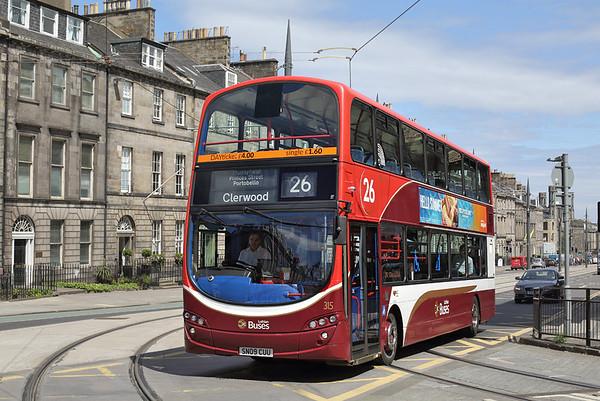 315 SN09CUU, Edinburgh 2/6/2016
