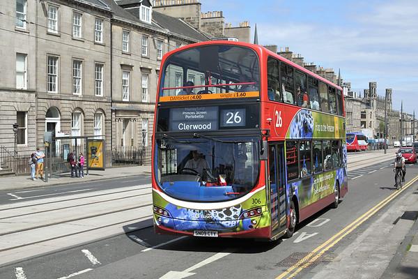 306 SN09CTY, Edinburgh 2/6/2016