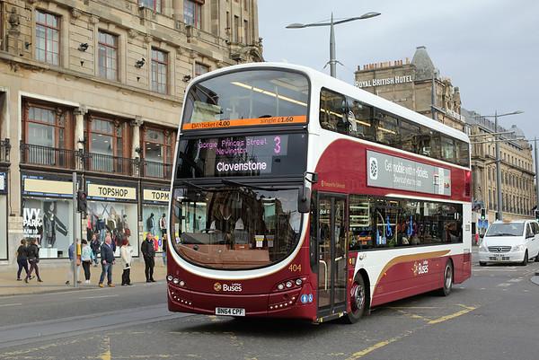 404 BN64CPF, Edinburgh 24/9/2016