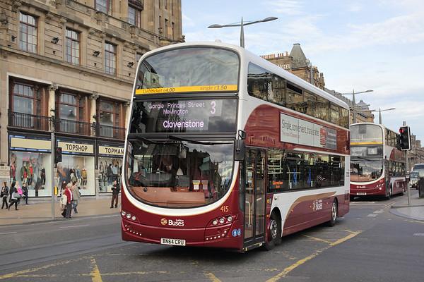 415 BN64CRU, Edinburgh 28/9/2015