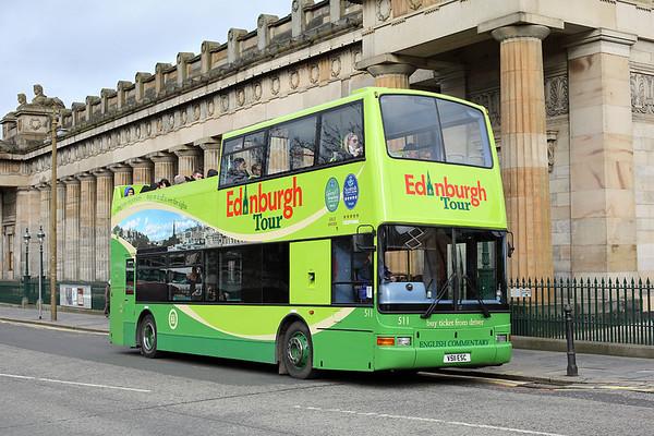 511 V511ESC, Edinburgh 21/2/2014
