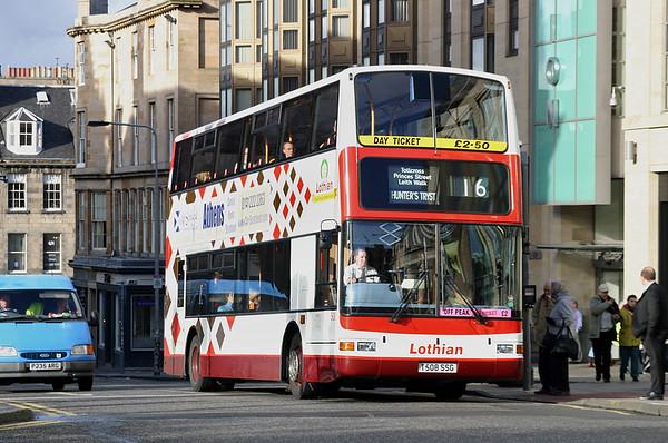 508 T508SSG, Edinburgh 5/10/2004