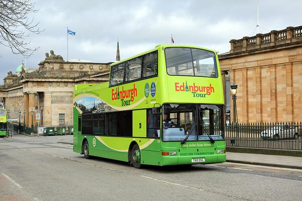 510 T510SSG, Edinburgh 21/2/2014