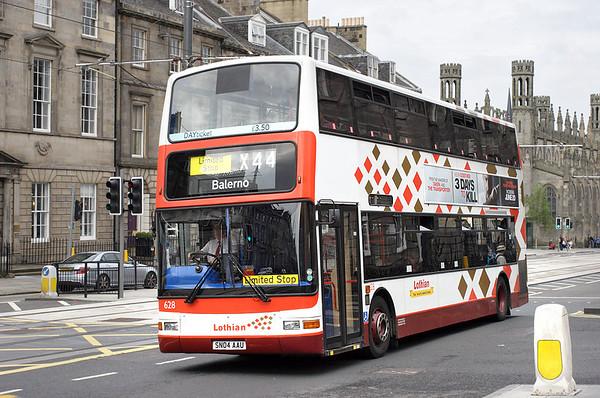 628 SN04AAU, Edinburgh 13/6/2014