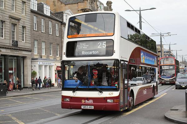 629 SN53AVU, Edinburgh 13/9/2016