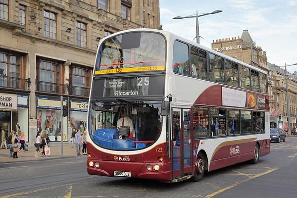 722 SN55BLZ, Edinburgh 28/9/2015