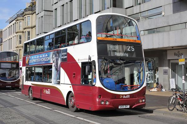 715 SN55BKY, Edinburgh 16/9/2016