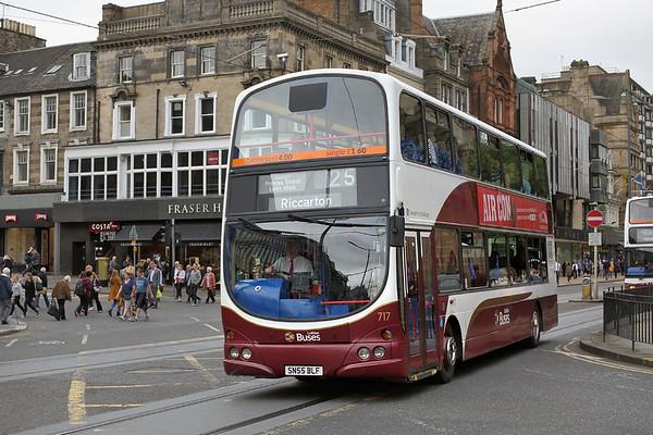 717 SN55BLF, Edinburgh 13/9/2016