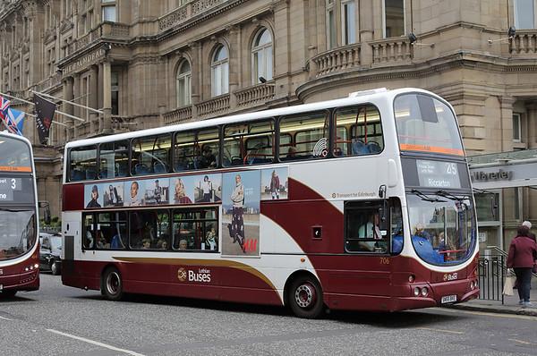 706 SN55BKE, Edinburgh 7/10/2016