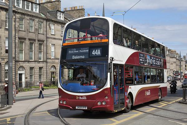 911 SN08BYB, Edinburgh 2/6/2016