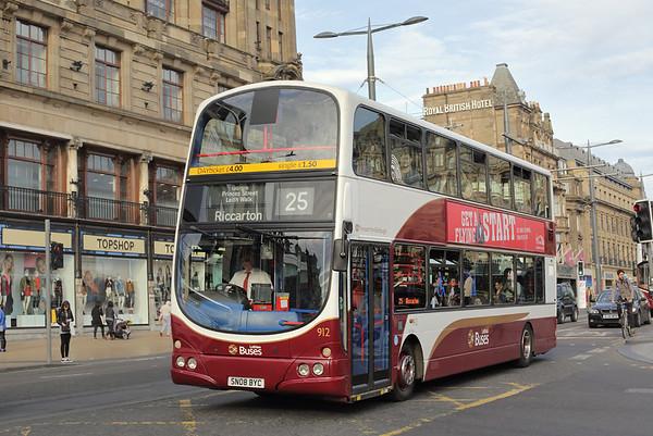 912 SN08BYC, Edinburgh 28/9/2015