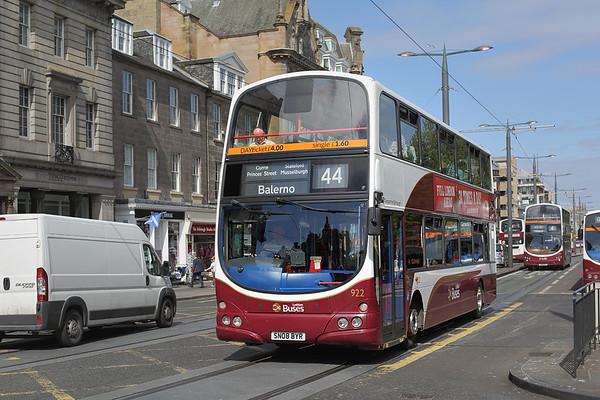 922 SN08BYR, Edinburgh 2/6/2016