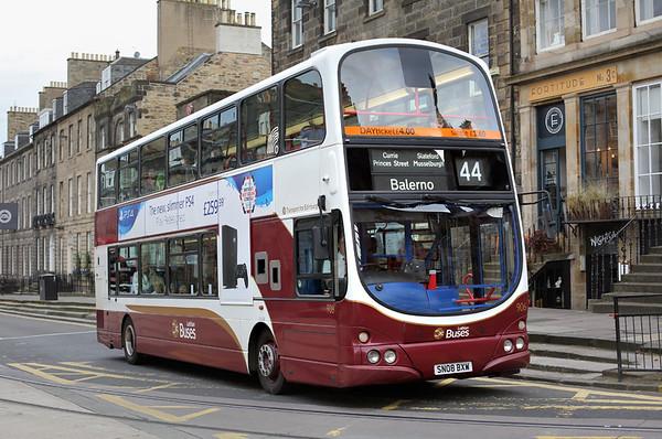 906 SN08BXW, Edinburgh 24/9/2016