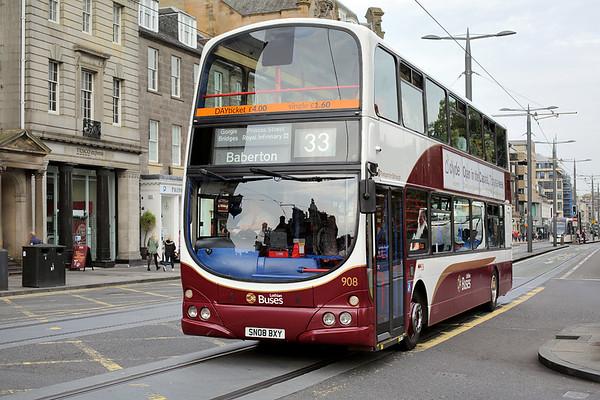 908 SN08BXY, Edinburgh 13/9/2016