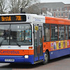Centrebus Leicester 582 N315NGM