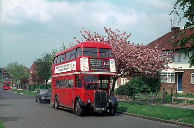 London Country/LT Buses