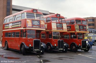 London Transport • Part 1