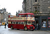 Mac Tours 9/ERM242 (VLT 242) a 1960 AEC Routemaster/Park Royal PO39/32RD seen in service at Edinburgh on 18th October 2010.