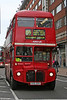 RM346 (SVS 615) in Oxford Street on 5th November 2005.