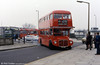 The last Routemaster of all. RML2760 (SMK 760F), thankfully now preserved, seen at a Barking Rally.