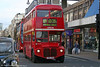 RM713 (TSK 270) in Oxford Street on 5th November 2005.
