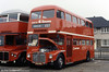 Northern General 2095 (RCN 695) a 1964 AEC/PRV Routemaster H41/31F which sadly was destroyed by fire in 1987.