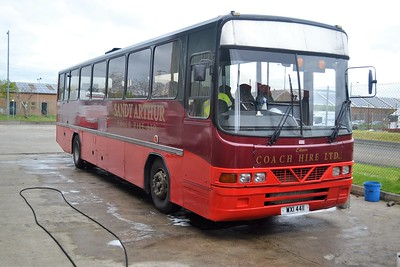 Tiger/Wright ex Lough Swilly 528 (Ulsterbus 1411)