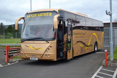 Volvo/Jonckheere new to Boyce, Ramelton as 03-DL-3553