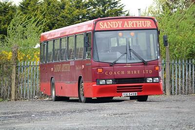 Ex Ulsterbus 1499
