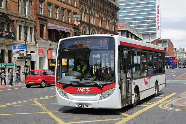 YX60FDC, Manchester 31/5/2016