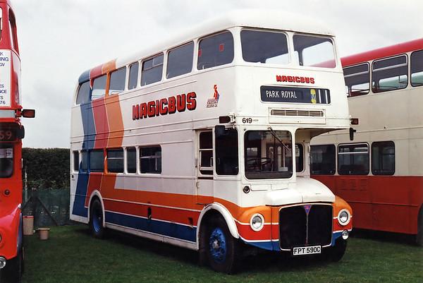 619 FPT590C, Duxford 26/9/1993