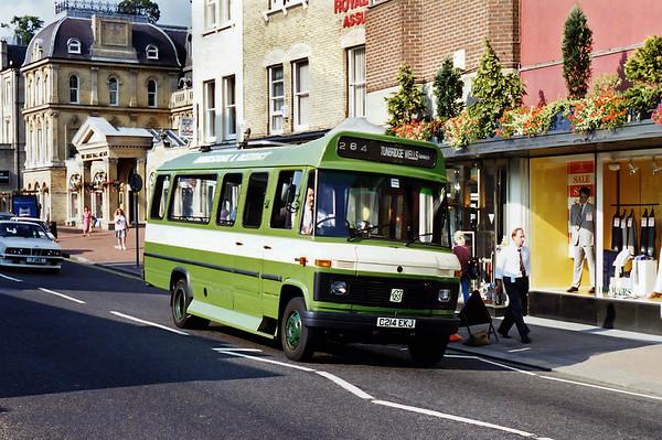 1014 C214EKJ, Tunbridge Wells 19/7/1994