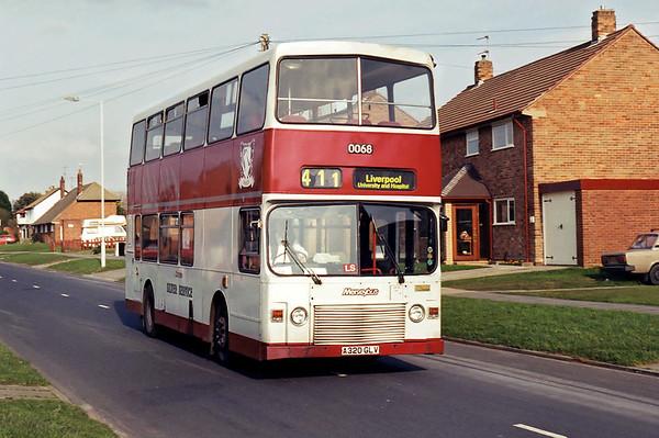 0068 A320GLV, Mill Park 10/3/1995