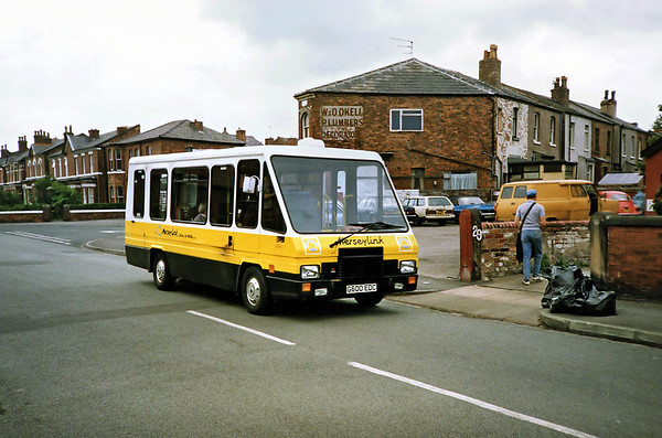 G600EDC, Southport 20/6/1991