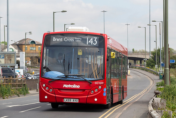 DE1030 LK59AVU, Brent Cross 30/4/2019