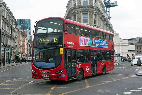 VWH2106 LK15CXE, King's Cross 5/2/2019