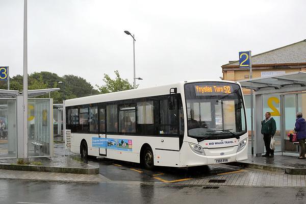 YX65RVN, Aberystwyth 28/7/2017