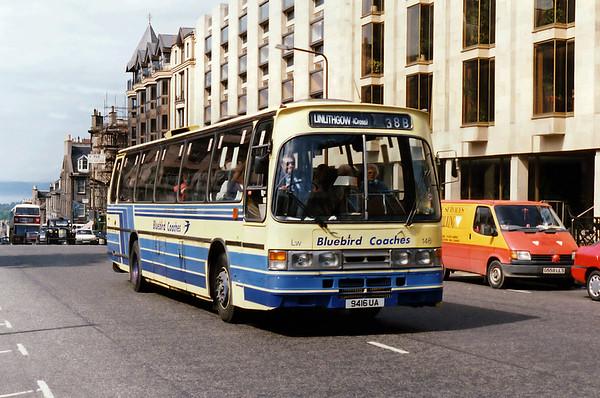 146 9416UA, Edinburgh 22/5/1993