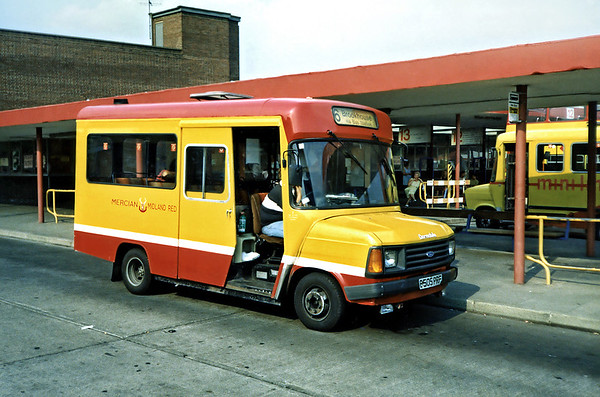 5 B505PRF, Crewe 2/8/1990