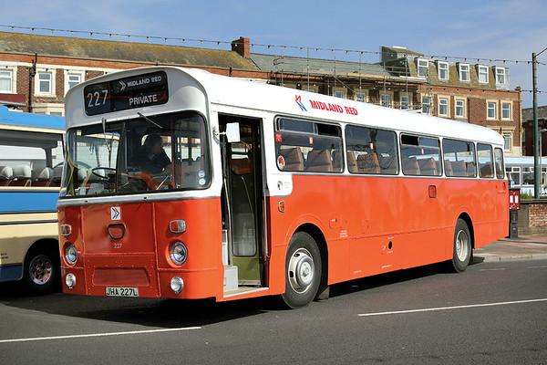 227 JHA227L, Blackpool 22/6/2014