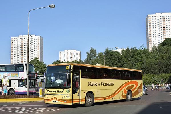 YN54WCM, Glasgow 23/7/2014