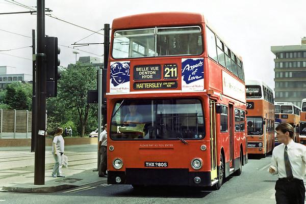 THX280S, Manchester 25/6/1992